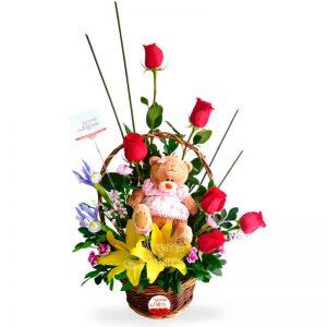 Catina Aroma a flores