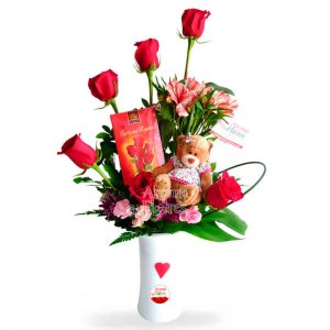 Canto de Amor Aroma a flores