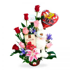 Tu y Yo Aroma a flores