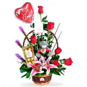 Intenso de Amor Aroma a flores