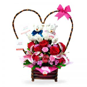 Amor sin Límites Aroma a flores