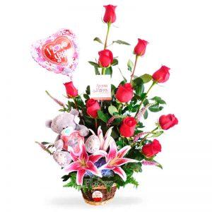 Loco de Amor Aroma a flores