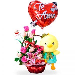 Besos de Amor Aroma a flores