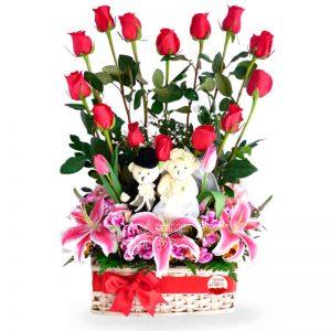 Aniversario Aroma a flores