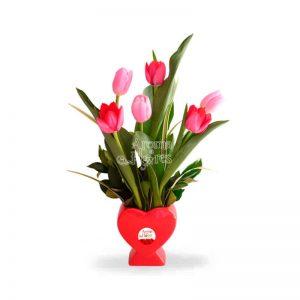 Mi eterno amor Aroma a flores
