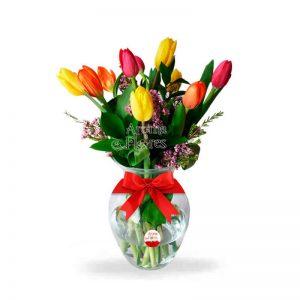 Sin palabras Aroma a flores