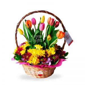 Cautivala Aroma a flores