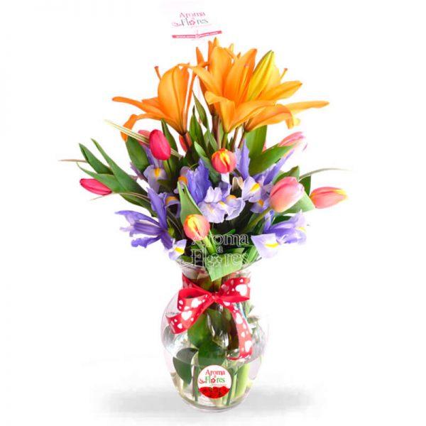 Alegría Aroma a flores