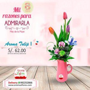 Aroma Tulip I Aroma a flores
