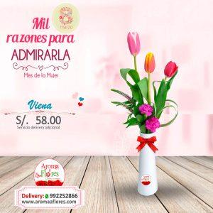 Viena Aroma a flores
