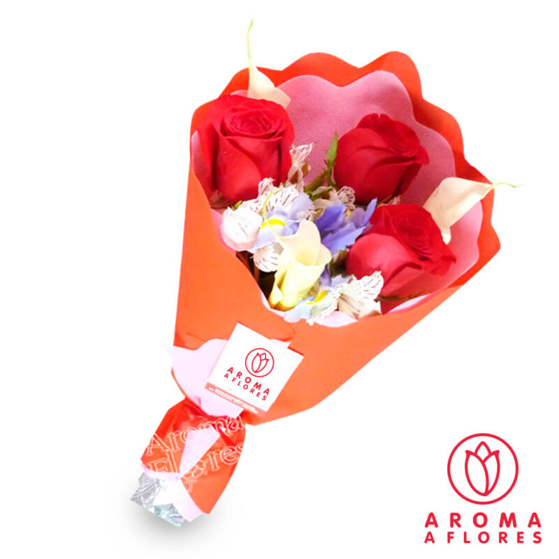 ramo-3-rosas-standar-aromaaflores
