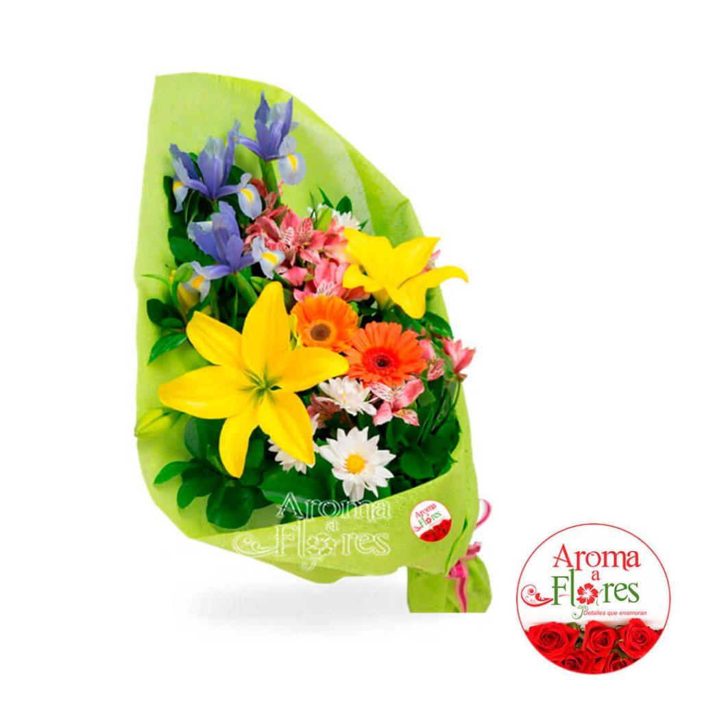 Ramo primaveral aroma a flores