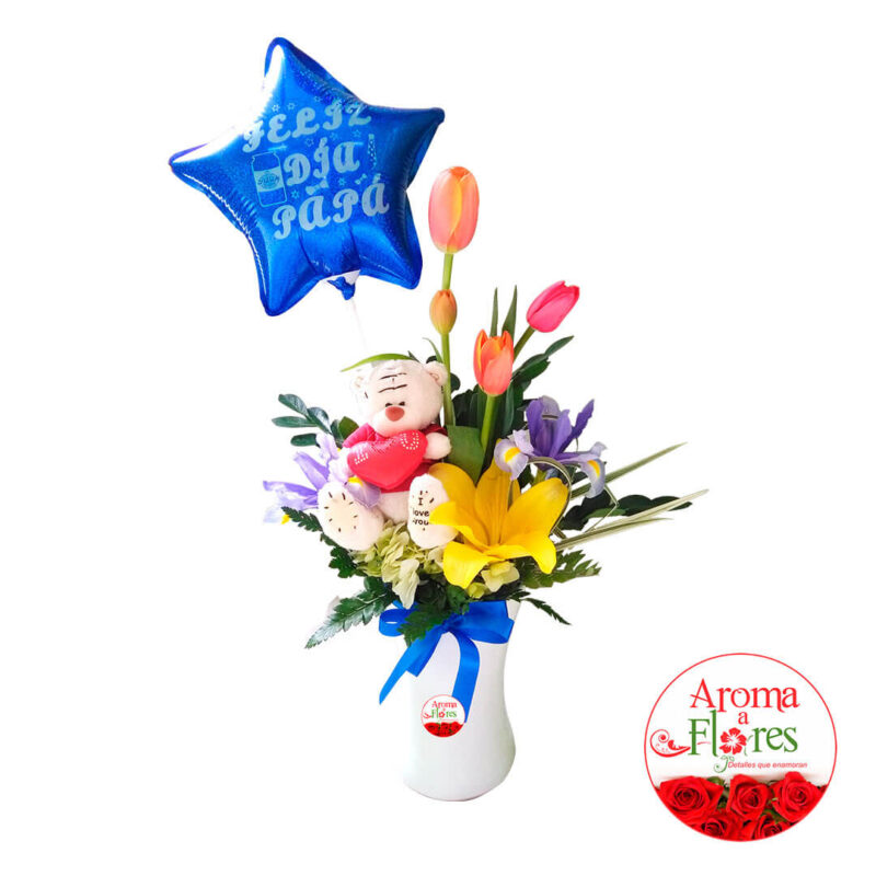 Tulipan Vraon Aroma a Flores