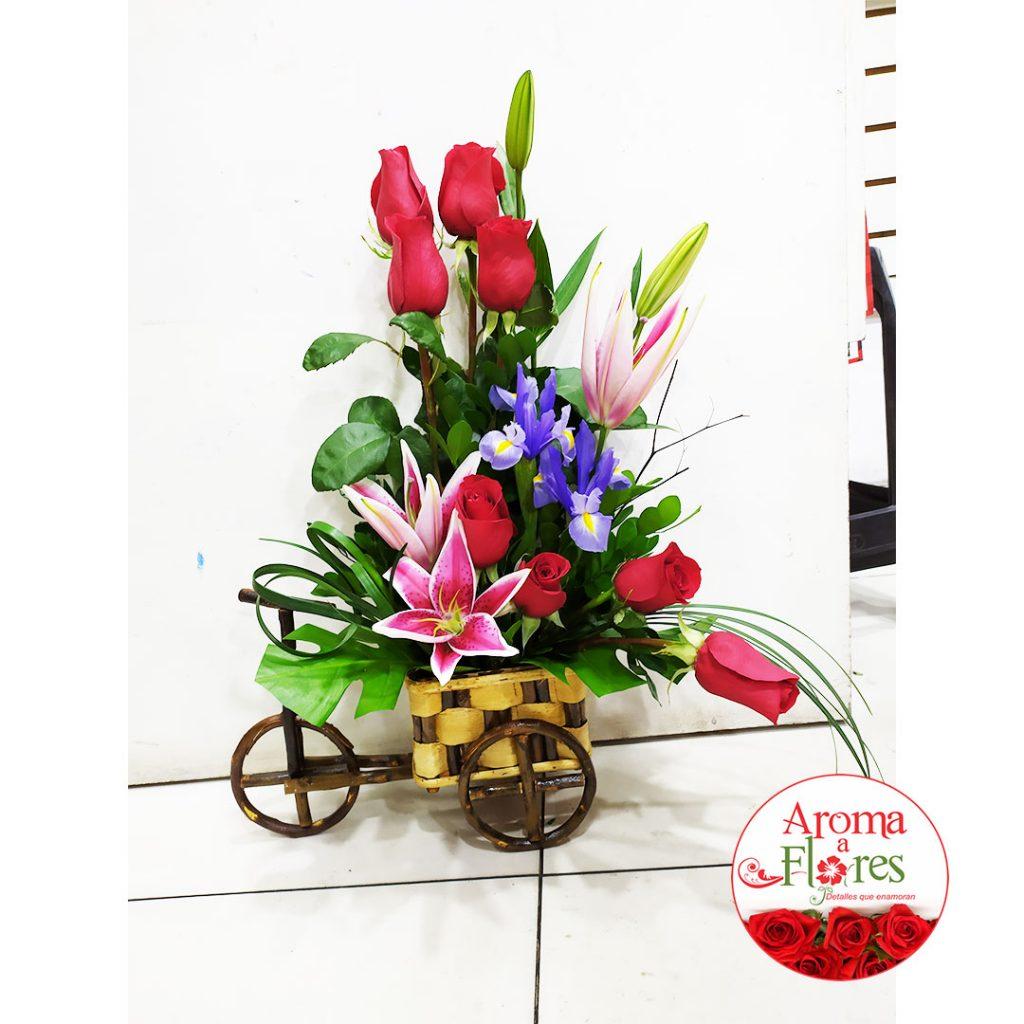 Especial Rosas Aroma