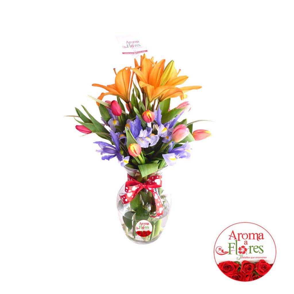Alegria Aroma a flores
