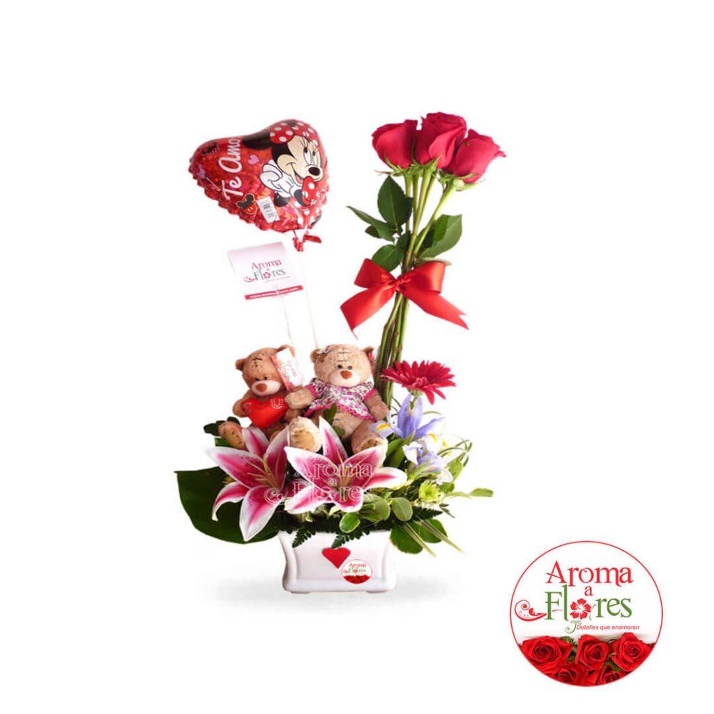Amor Eterno Aroma a flores