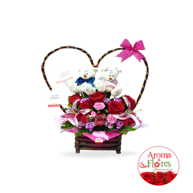 Amor sin limite Aroma a flores