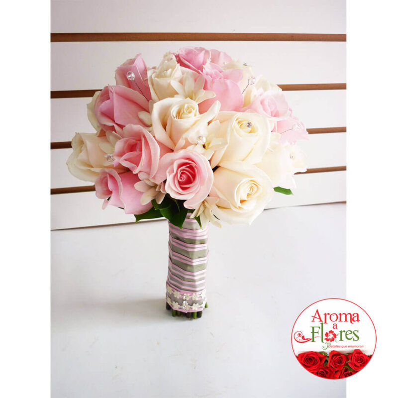 Bpuquet Rosas 10 Aroma a flores