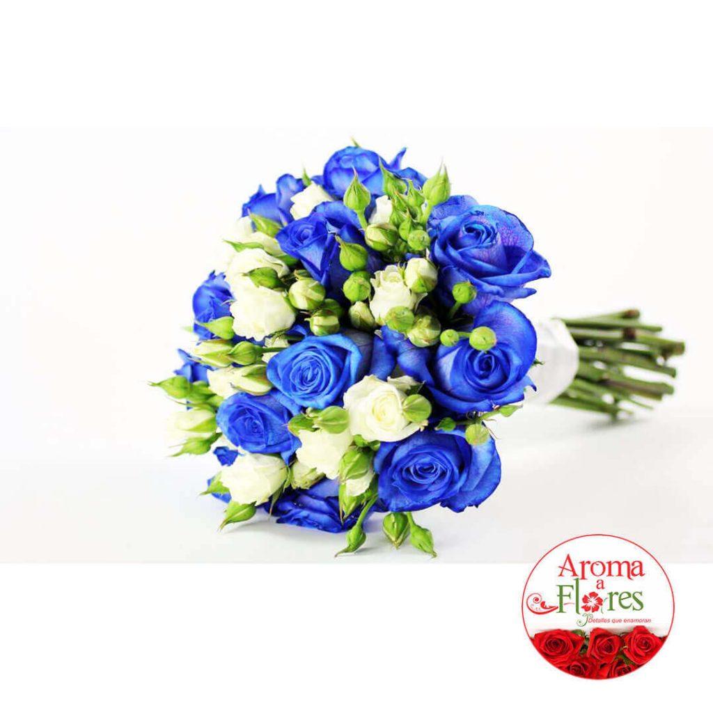Bouquet Rosas Aroma a flores