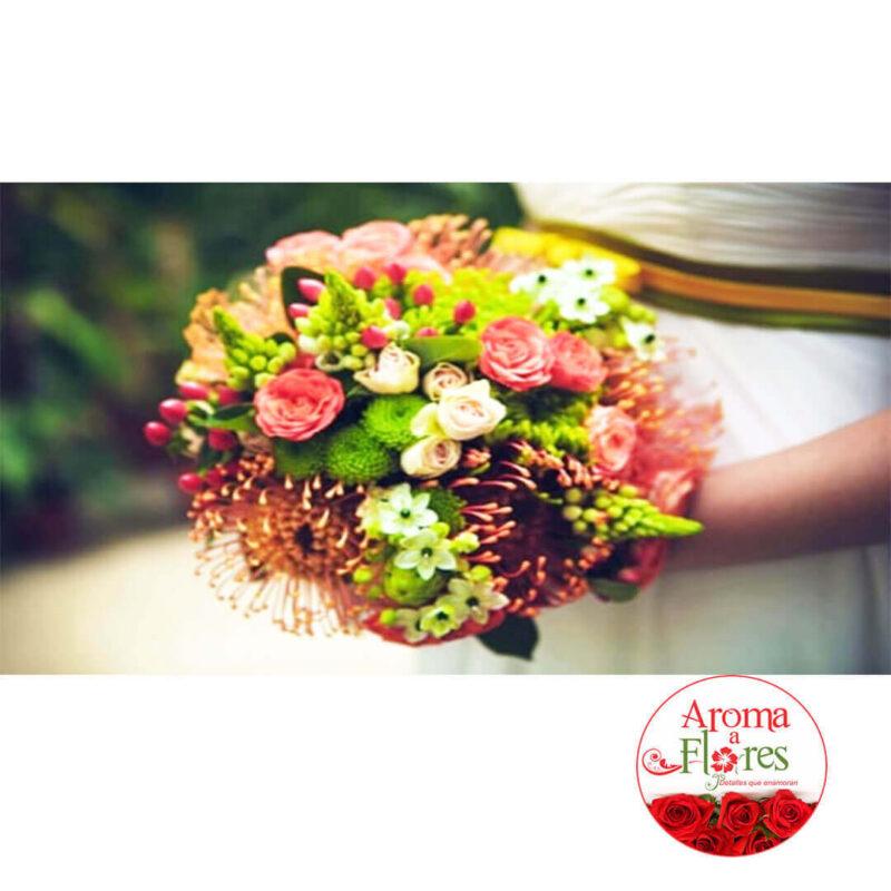 Bouquet Aroma a flores