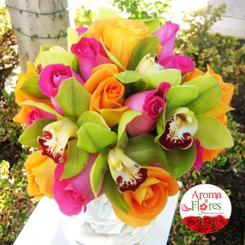 Bouquet Rosas 3