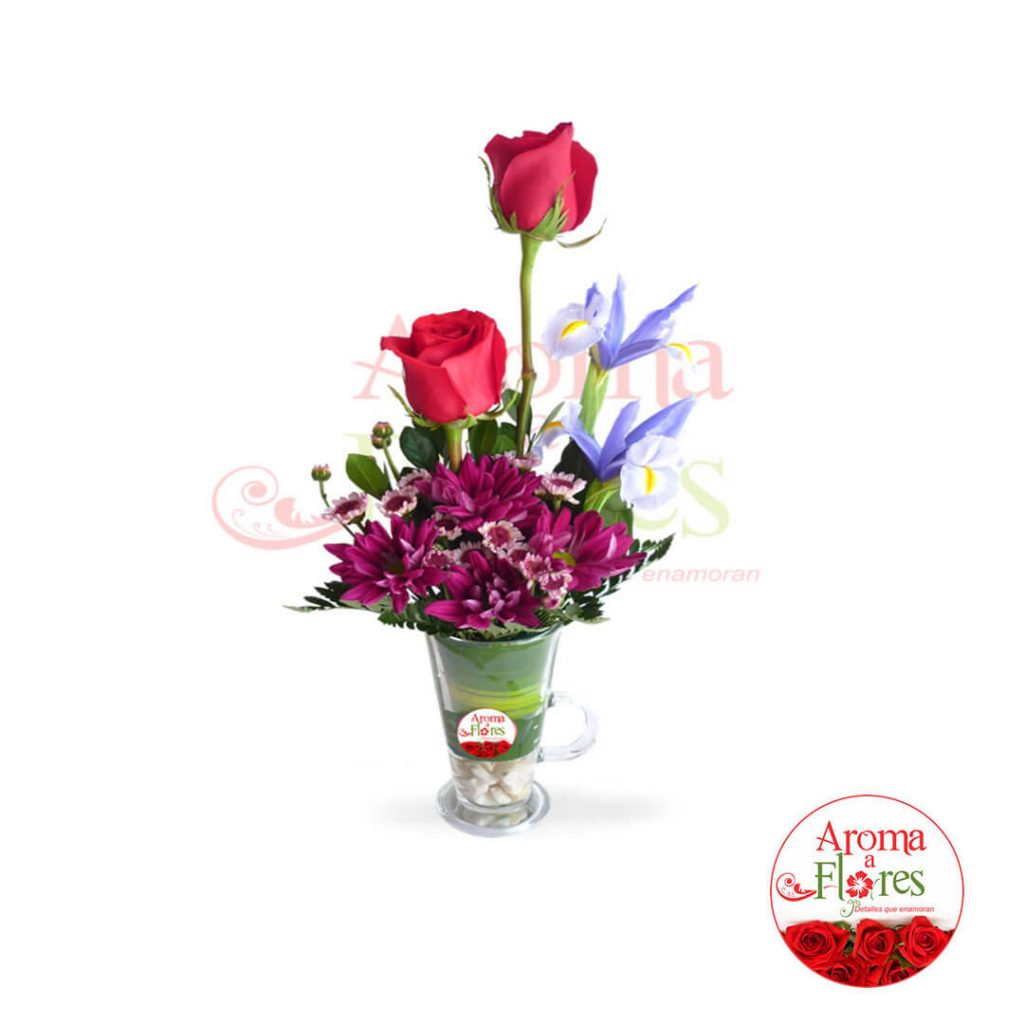 capucchino aroma a flores