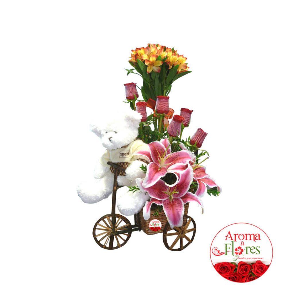 Enamorado Aroma a flores