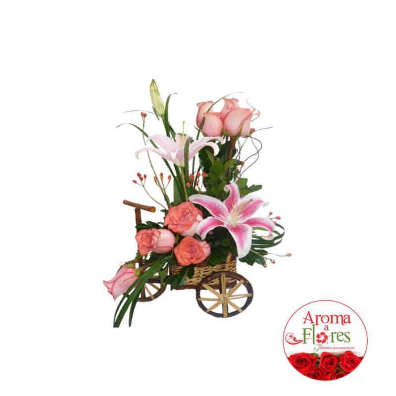 Esperanza Aroma a flores