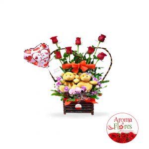 Felicidad Aroma a flores