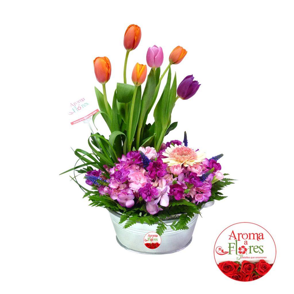 For You aroma a flores