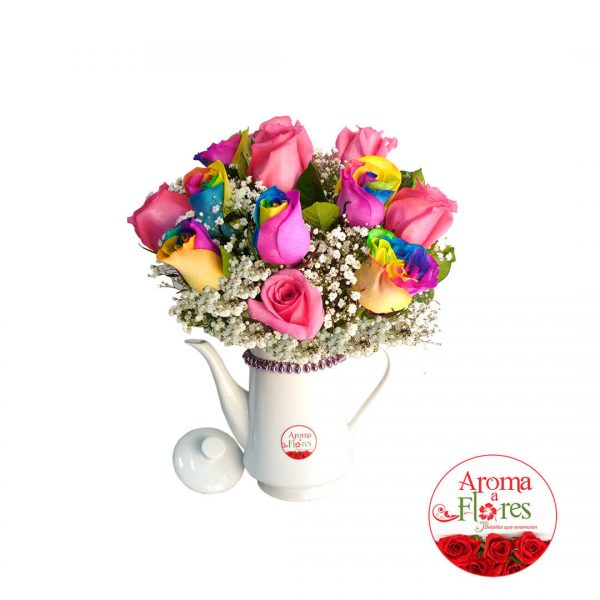 Intenso Amor Aroma a Flores