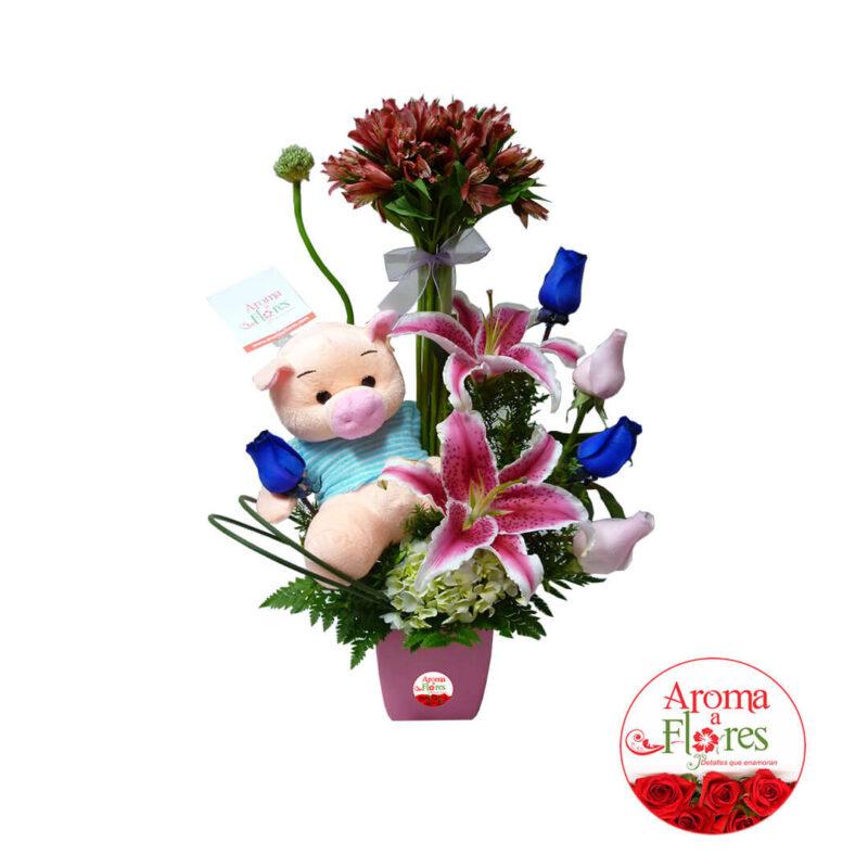 Llenito de amor Aroma a flores