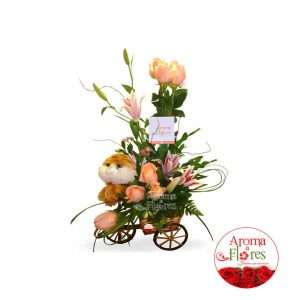 Promesa Aroma a flores