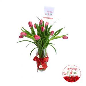 Romance Aroma a flores
