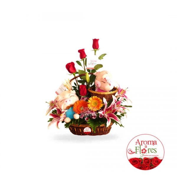 Sweet Love Aroma a flores