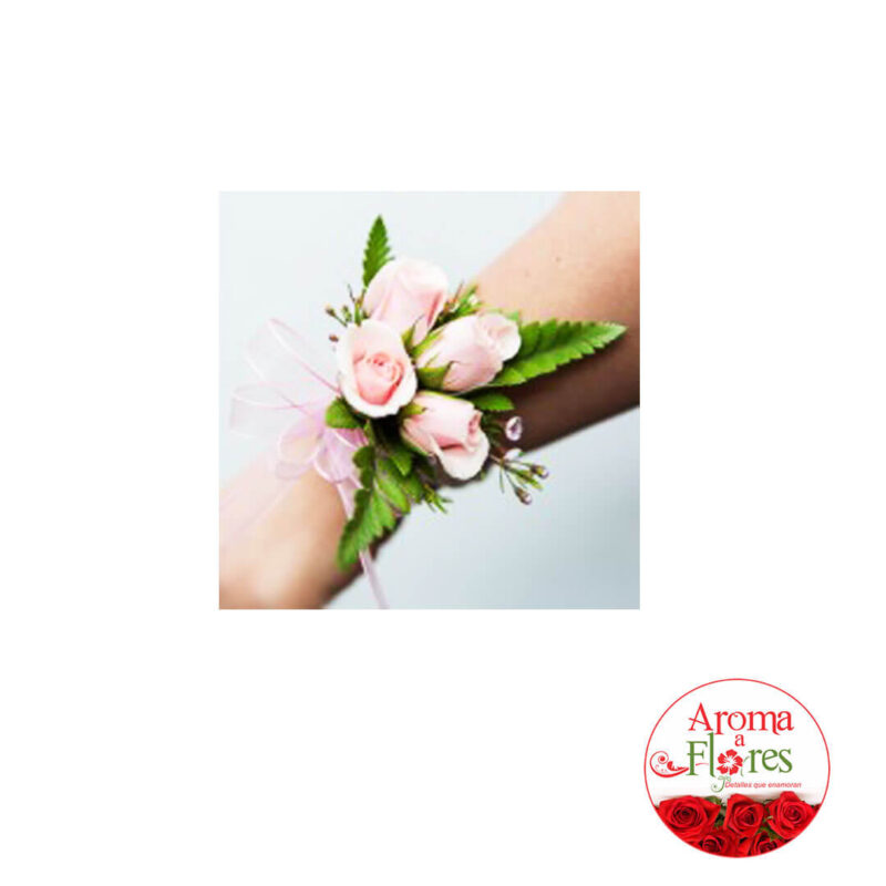minirosa aroma a flores