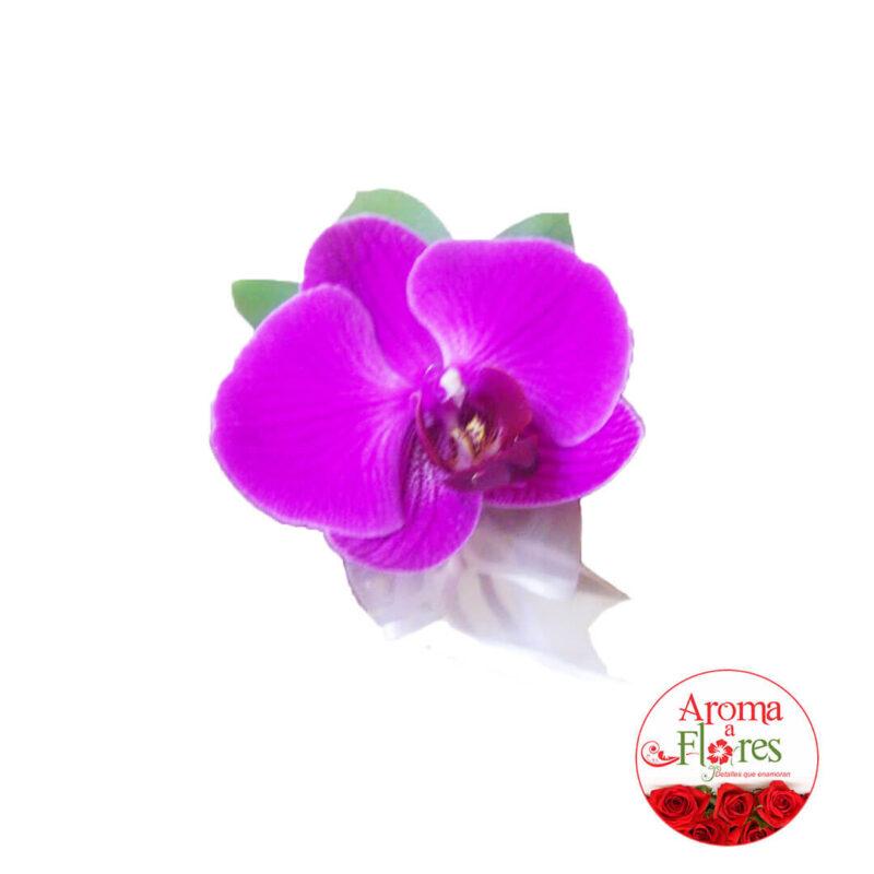 orquidea corsage 6