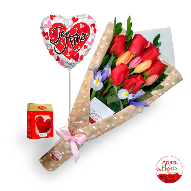 amor rosa tulip