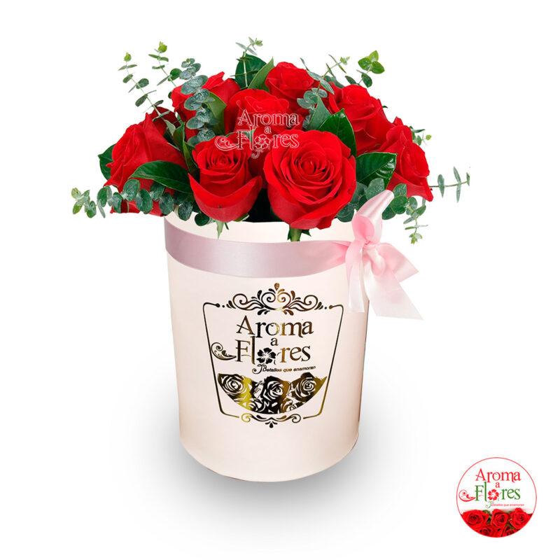 12 rosas silver