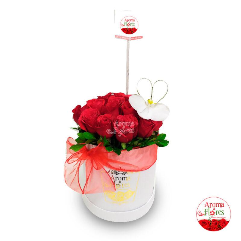 Box 15 Rosas y Orquidias