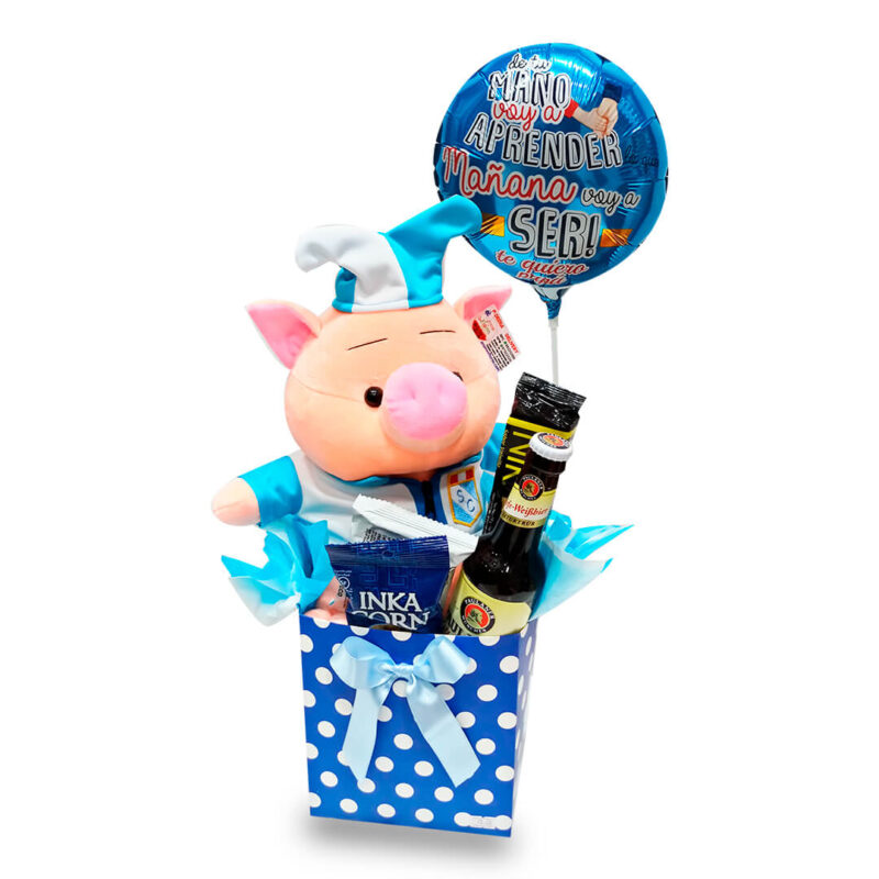 PACK CHANCHO CRISTAL-AROMAAFLORES