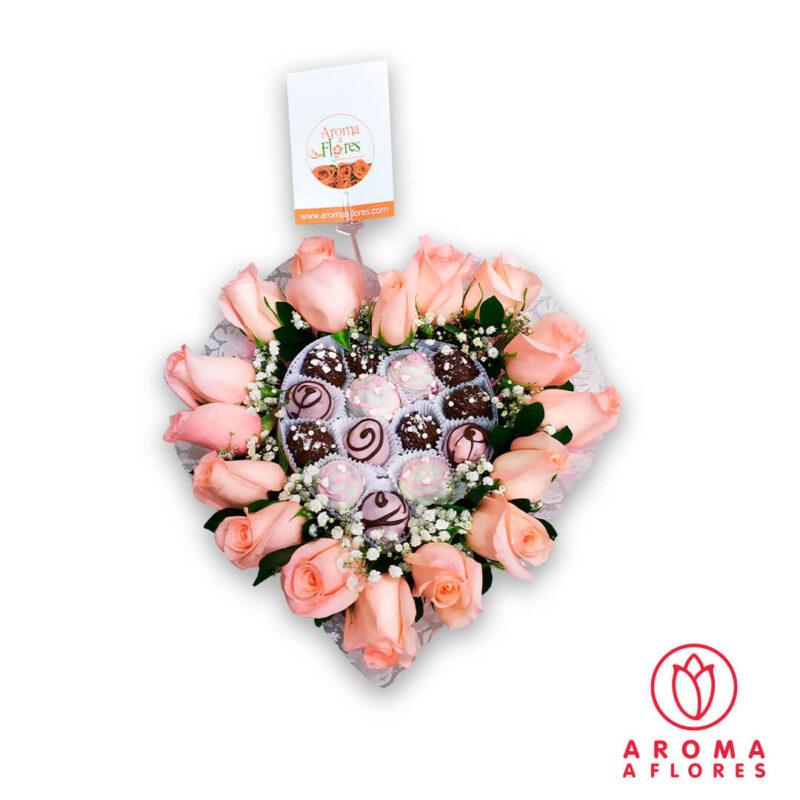 Box-Corazón-Rosas-y-trufas-aromaaflores