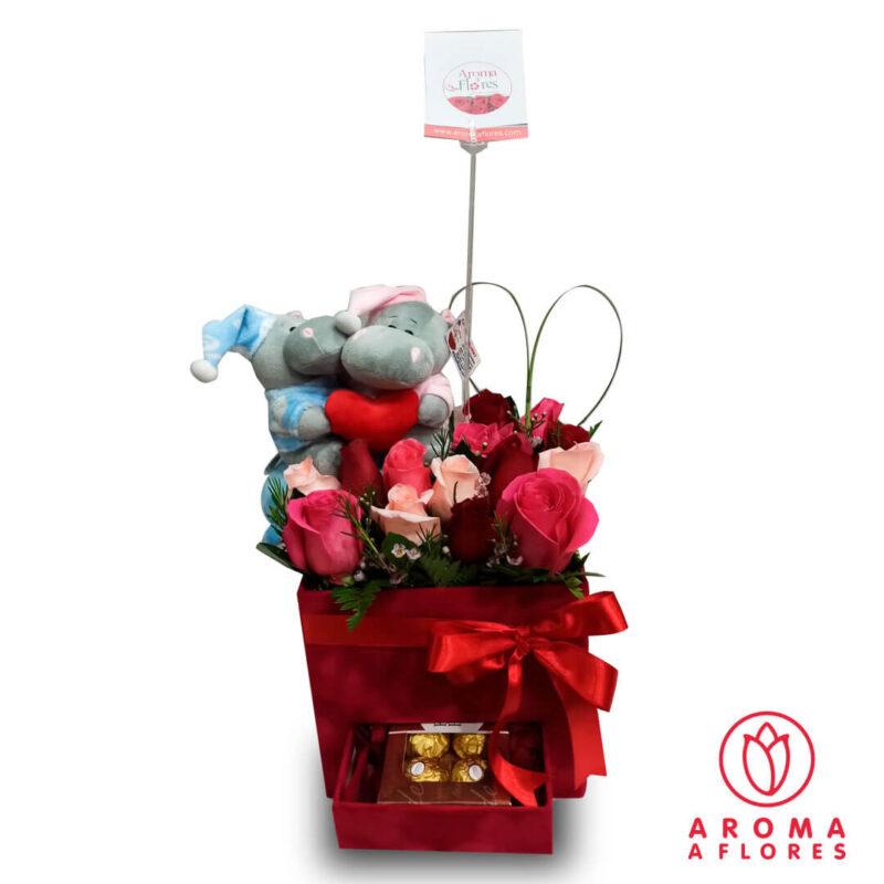 Box-Rosas-peluche-y-Ferrero-aromaaflores