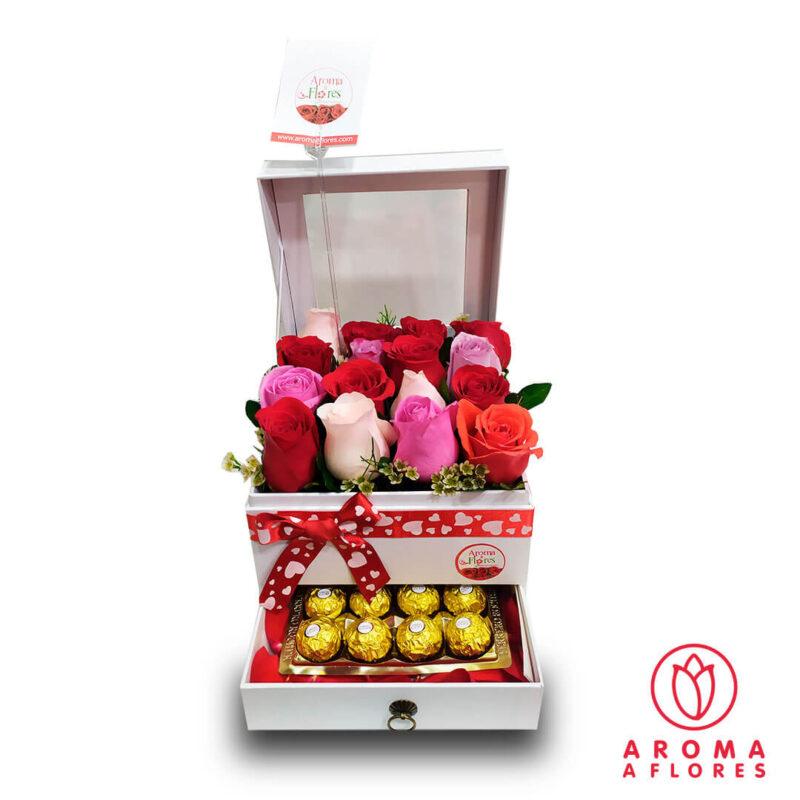 box-rosas-y-ferrero-aromaaflores