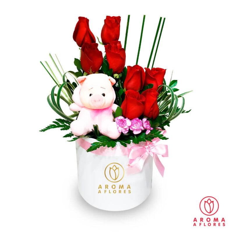 box-rosas-y-peluchitos-aromaaflores